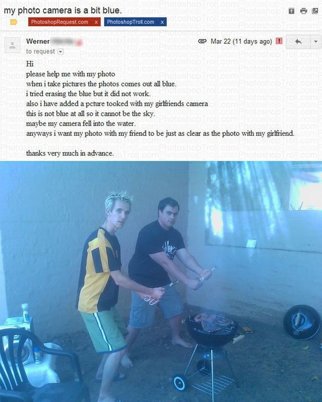 Funny Photoshop Trolling (6 pics)
