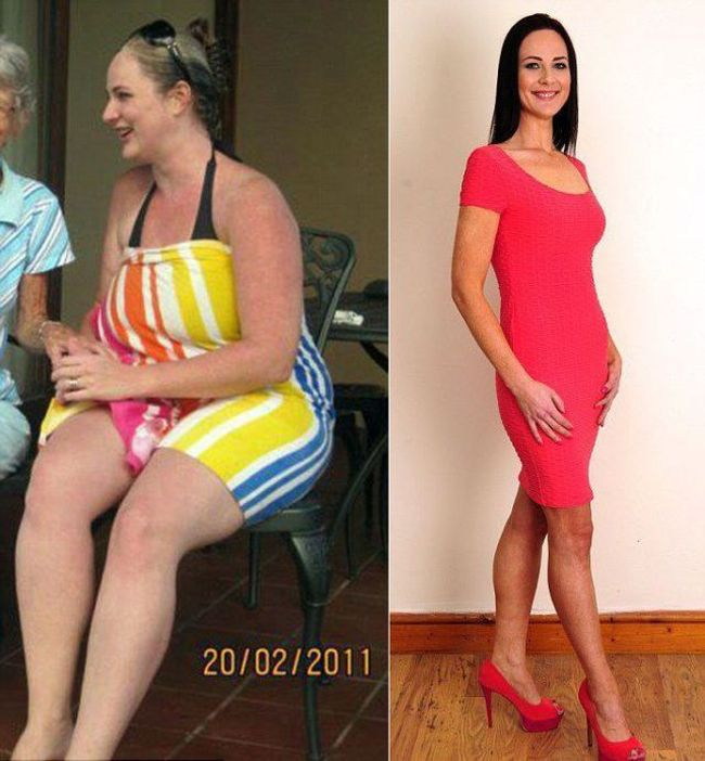 Divorce Helps Women to Lose Weight (12 pics)
