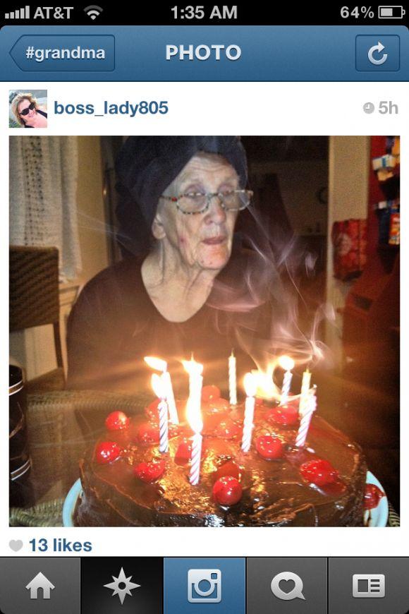 Grandmas on Instagram (26 pics)