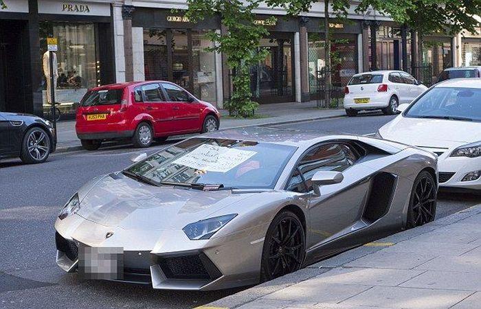 Car Sale in London (3 pics)