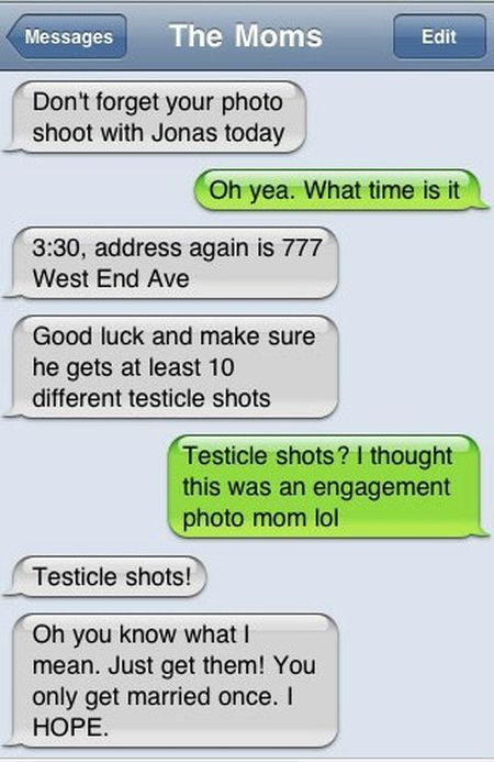 Autocorrects Fails. Part 8 (40 pics)