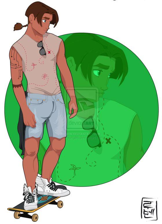 Cartoon Characters Today (17 pics)