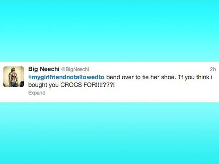 #mygirlfriendnotallowedto (15 pics)