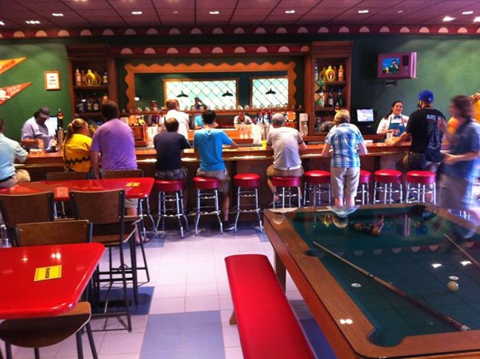 Simpsons Heaven in Orlando (24 pics)