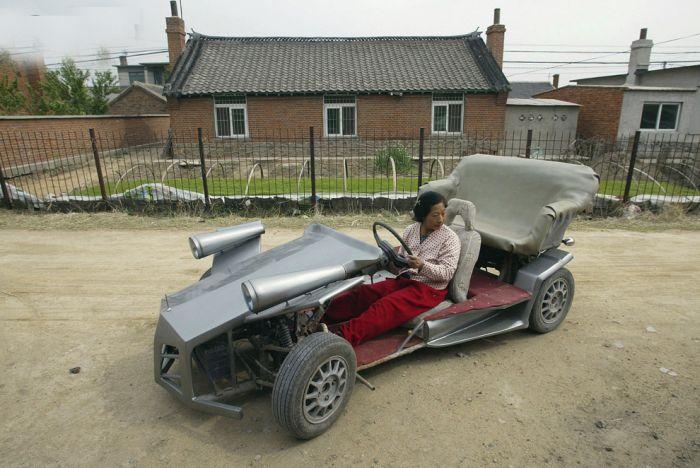 Strange Cars (35 pics)