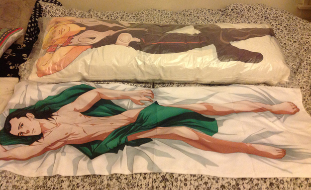 Body Pillows (20 pics)