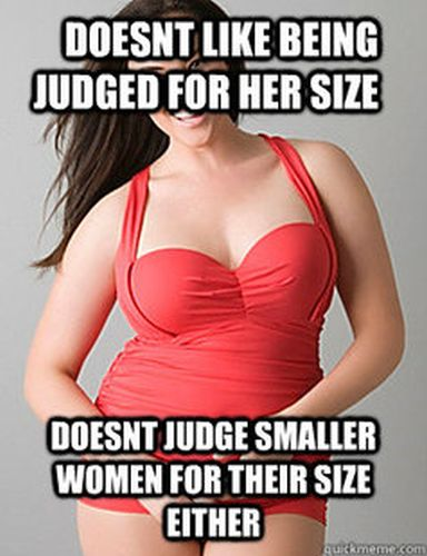 Good Sport Plus Size Woman Meme (40 pics)