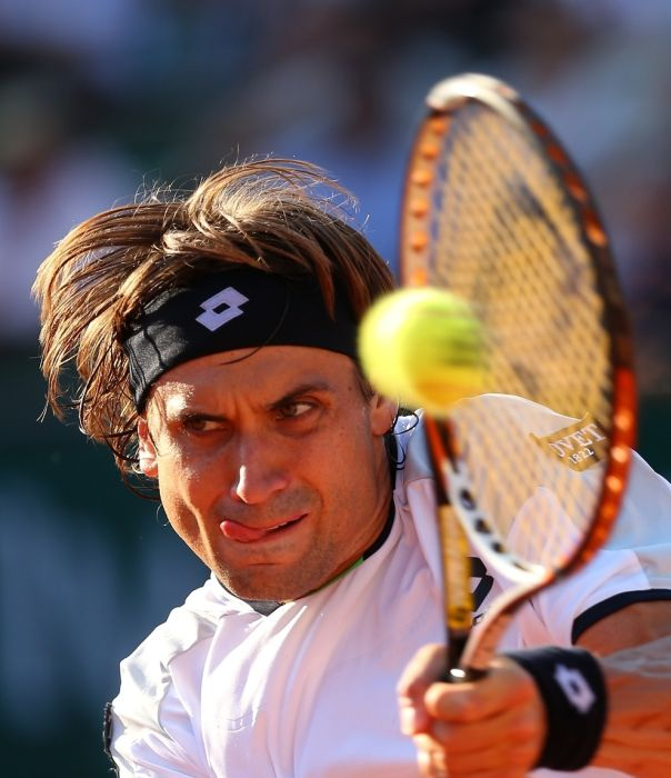 Tennis Faces (42 pics)