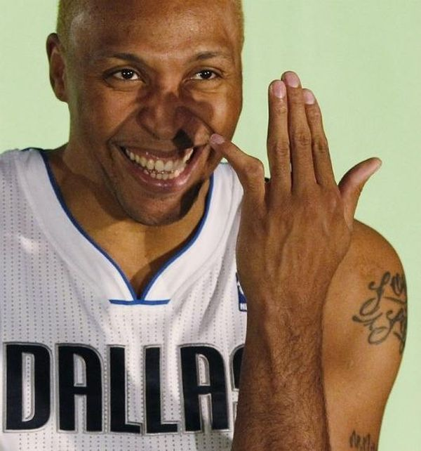 Athletes with Deformed Fingers (14 pics)