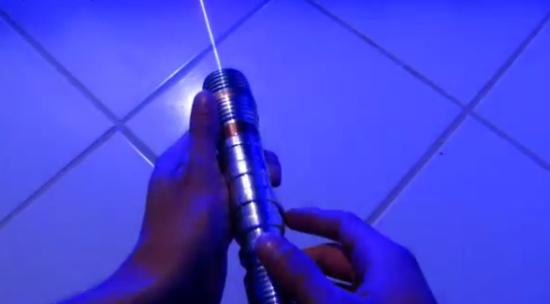 Amazing Handmade Jedi Sword