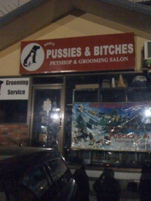 WTF Signs. Part 34 (30 pics)