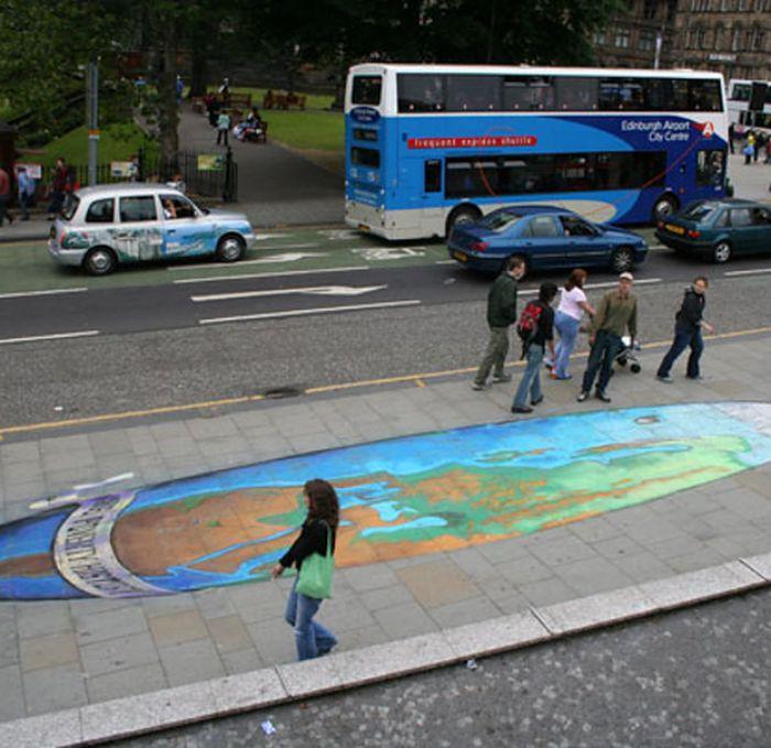 Beautifu 3-D Street Art (36 pics)