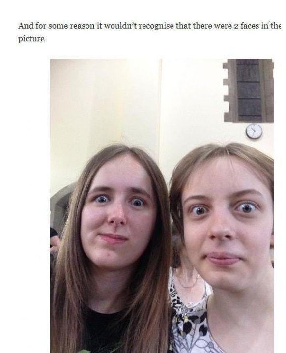 Faceswap App Fail (6 pics)
