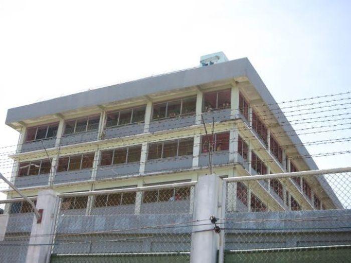 Prison Dance (20 pics + video)