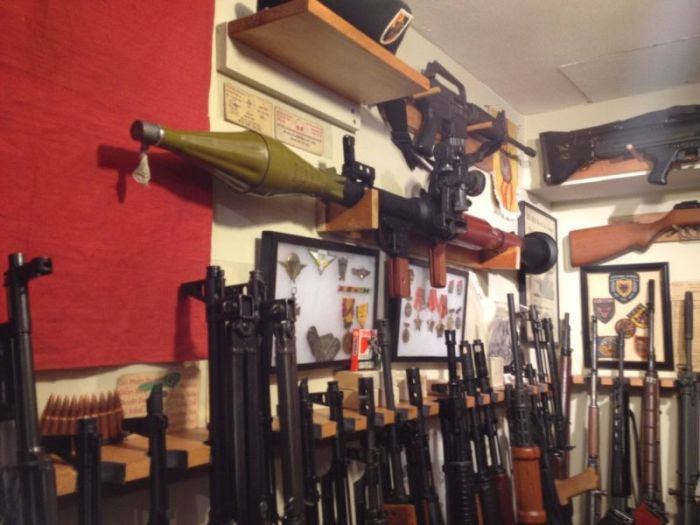 Private Collection of Firearms (7 pics)