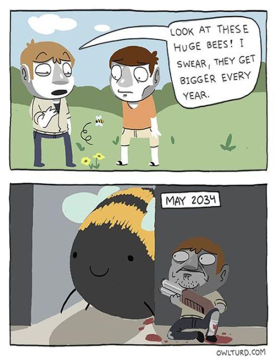Funny Comics (35 pics)