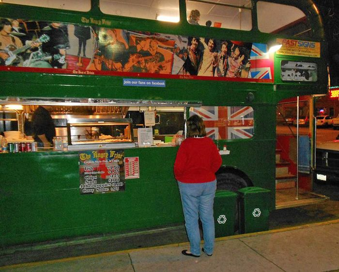 Strange Food Trucks (20 pics)