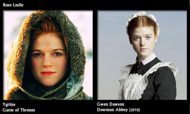 "The ""Game of Thrones"" Actors Before (49 pics)"