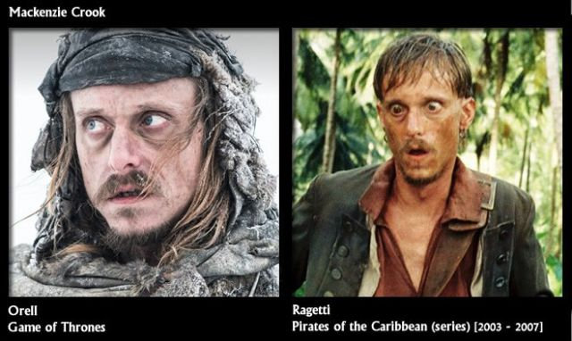 """The """"Game of Thrones"""" Actors Before (49 pics)"""