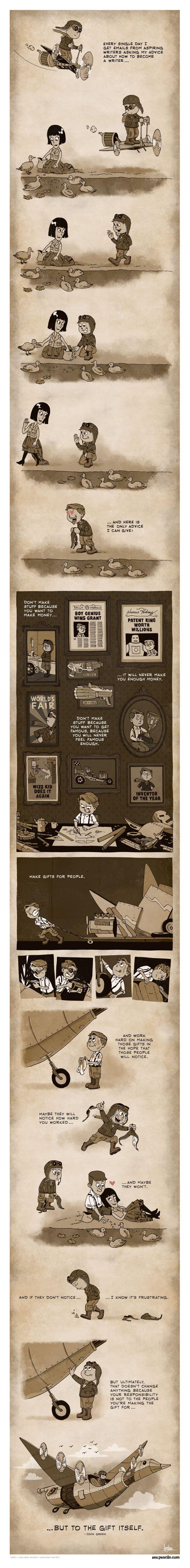 Zenpencils Comics