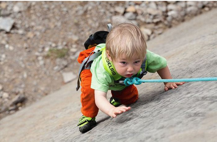 The Life of a Climber (5 pics)