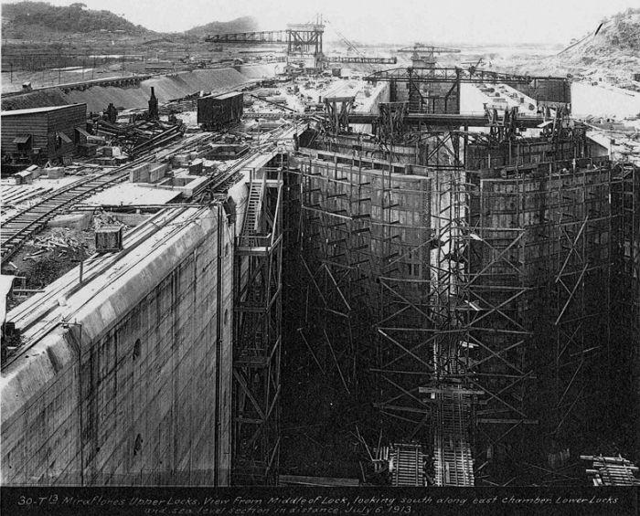 Panama Canal Turns 100 (23 pics)