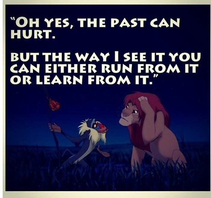 Profound Disney Movie Quotes (16 pics)