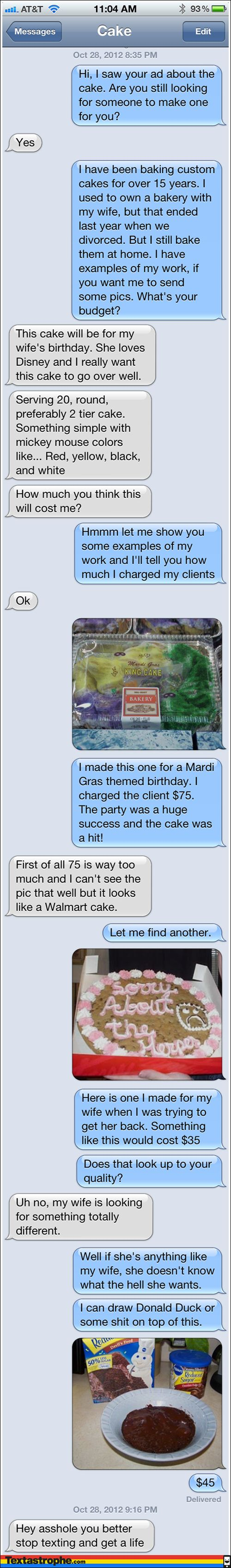 Awesome Trolling. Part 2 (21 pics)