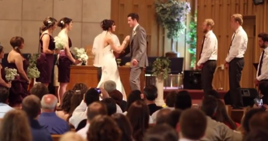 Funny Wedding Harlem Shake