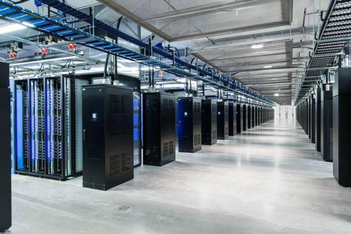 Facebook's New Data Center in Sweden (27 pics)