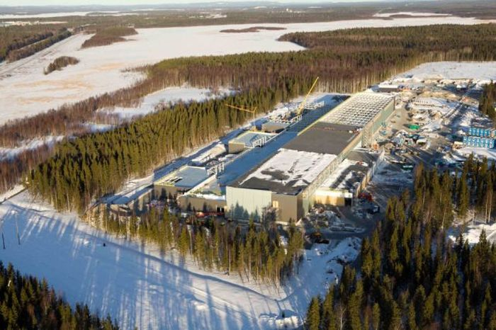 Facebook's New Data Center in Sweden (27 pics)