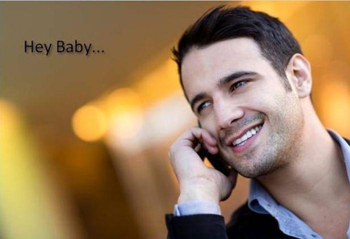 Hey Baby (6 pics)