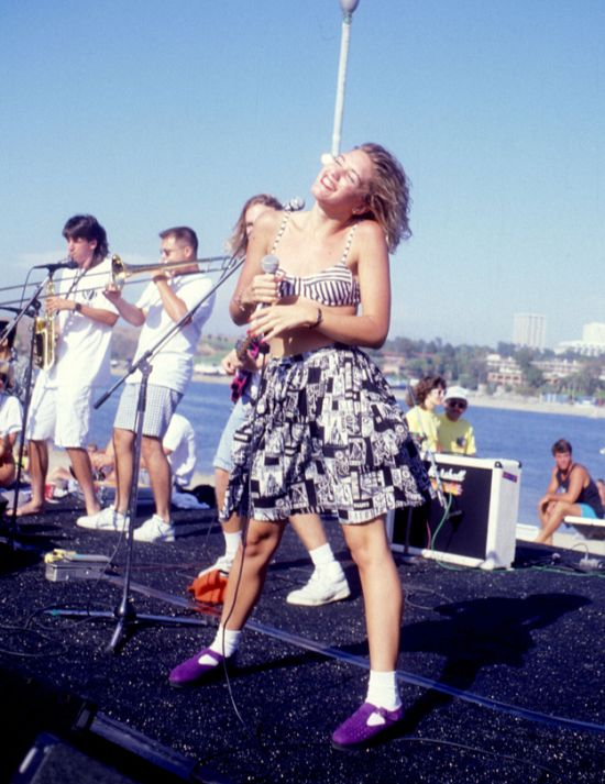 No Doubt In 1989 (8 pics)