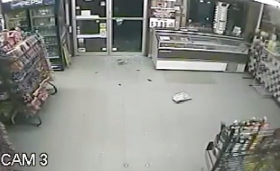 The Weirdest Robbery Ever