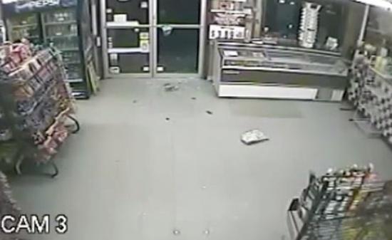 The Weirdest Robbery Ever