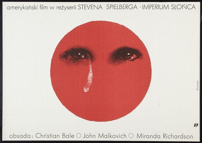 Vintage Polish Movie Posters of American Films (45 pics)