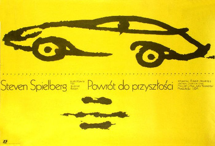 Vintage Polish Movie Posters of American Films (45 pics)