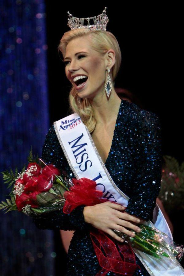 Miss Iowa 2013, Nicole Kelly (5 pics)