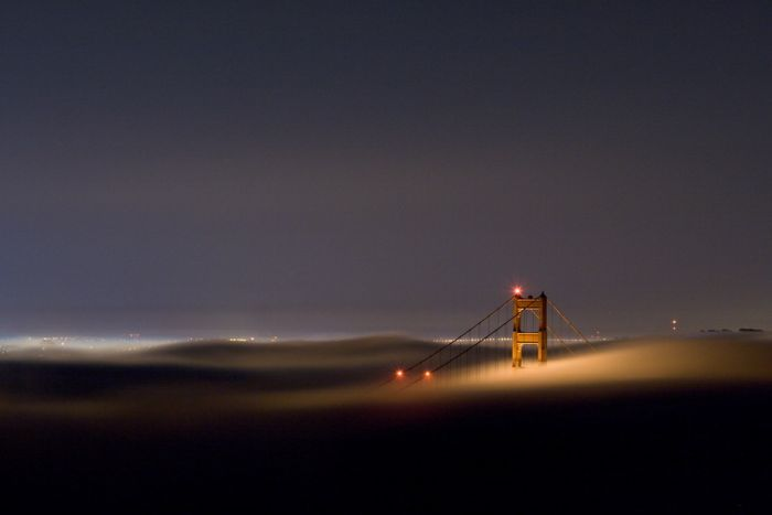 Fog in San Francisco (23 pics)