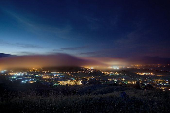 Fog in San Francisco (23 pics)