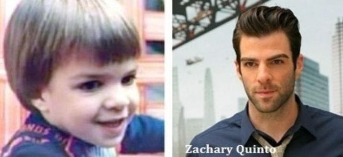 Hot Male Celebrities Then and Now (18 pics)