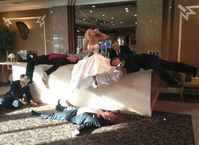 Funny Wedding Pictures (74 pics)