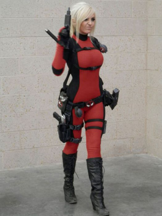 Sexiest cosplay costumes ever