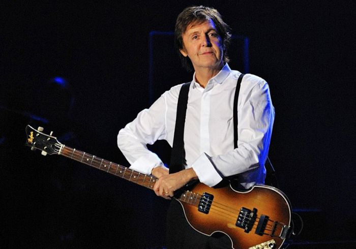 Paul McCartney Aging Timeline (27 pics)