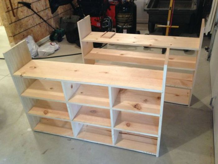 Homemade Video Game Cabinet (37 pics)
