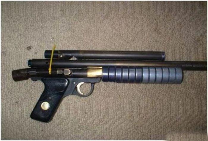 Homemade Weapons (38 pics)