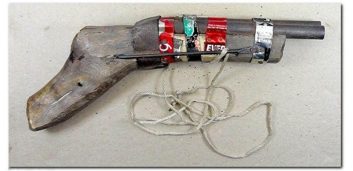 Homemade Weapons (38 pics)