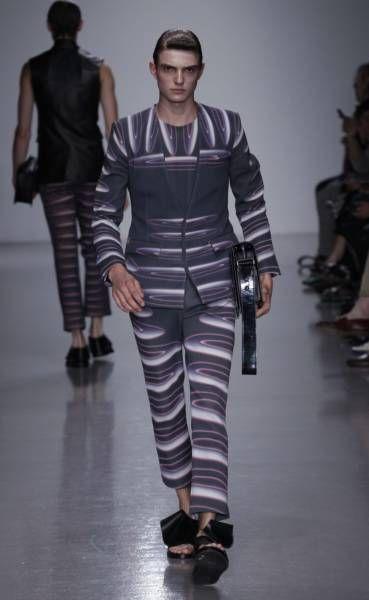 Crazy Men Fashion Of London Fashion Week (28 Pics