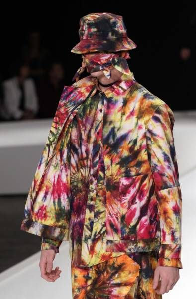 Crazy Men Fashion of London Fashion Week (28 pics)