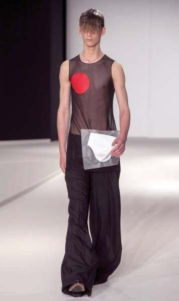 Crazy Men Fashion of London Fashion Week (28 pics)